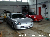 Porsche for Toyota!